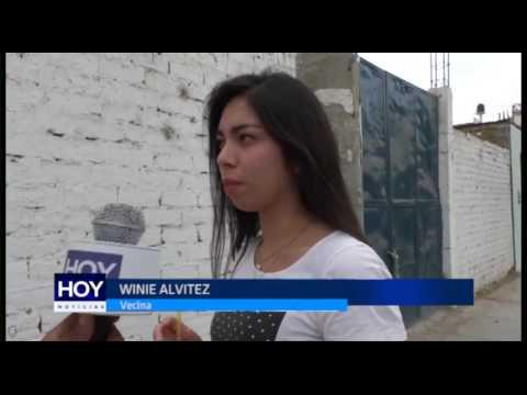 Víctor Larco: Vecinos viven en peligro por malos olores de poza de oxidación