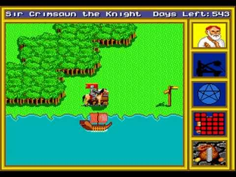 Mega Drive Longplay [121] King's Bounty: The Conqueror's Quest