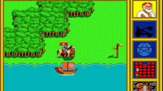 Mega Drive Longplay [121] King