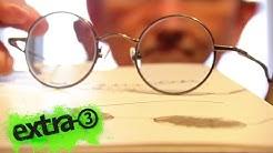 Realer Irrsinn: Die John Lennon Brille   extra 3   NDR