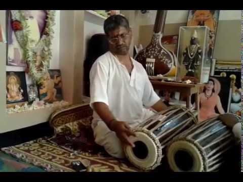 Taal Dadara On Pakhawaj_Pt. Ashokji M. Panchal (Guruji)