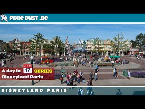 📆 A day in September 2018 at Disneyland Paris