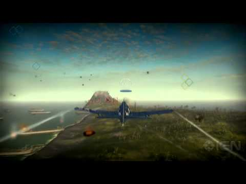 Combat Wings: The Great Battles of WWII: The Pacific Gameplay