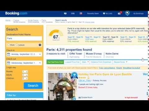 Booking Hotels By booking.com