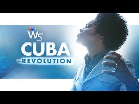 W5: Alex Cuba brings Latin beats to the B.C. coast