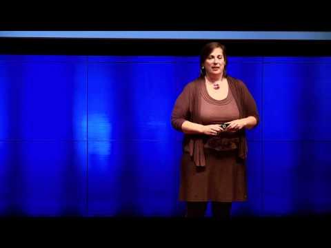 Adding the verb: Theatre, education, and activism: Cathy Plourde at TEDxDirigo
