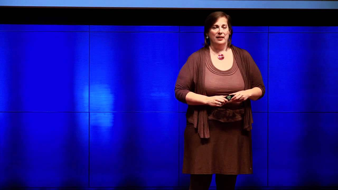 Adding the verb: Theatre, education, and activism: Cathy Plourde at TEDxDirigo