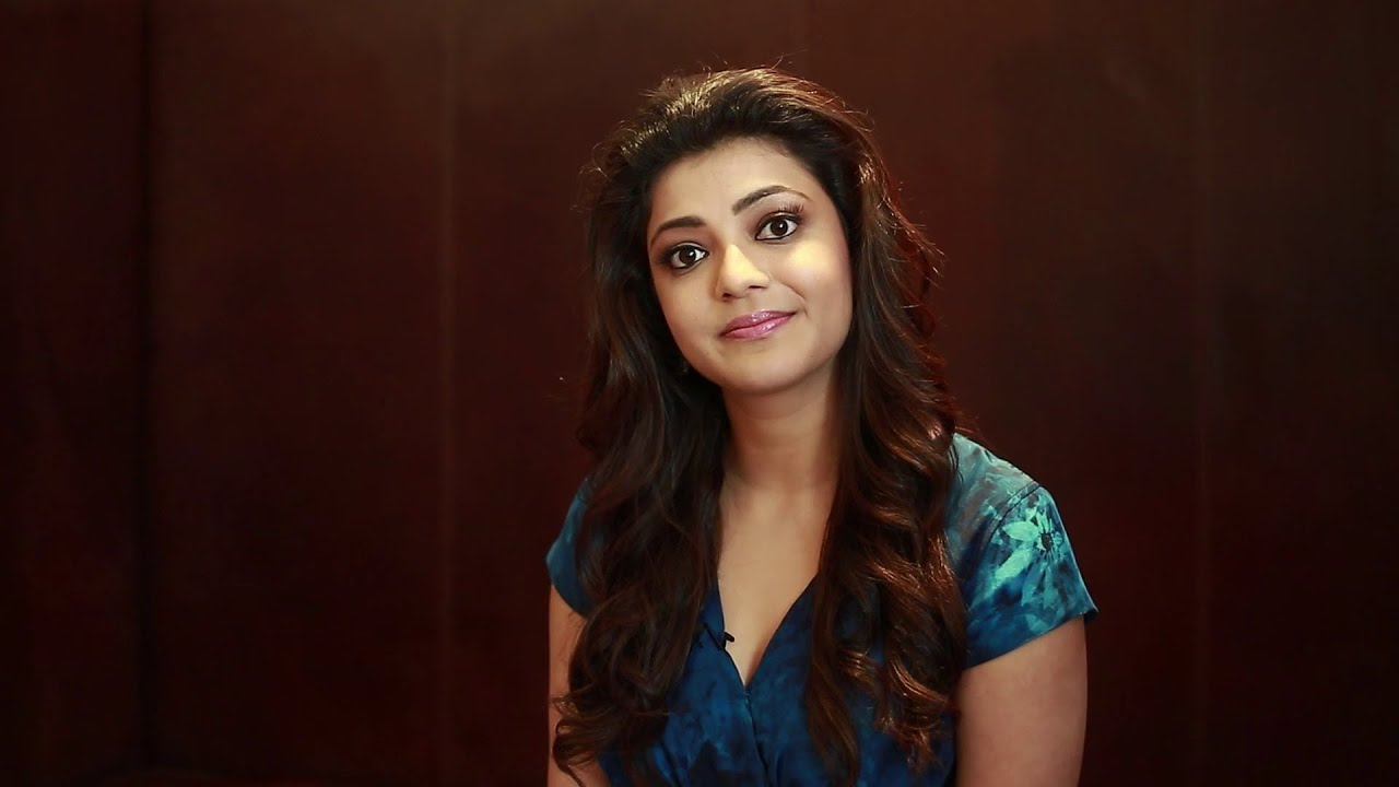 Kajal in Rajini