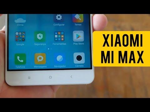 Xiaomi Mi Max - Phablet de R$900 SUPER COMPLETO! [Análise]