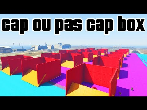 CAP OU PAS CAP BOX !