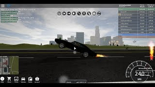 How To Wheelie With The 1970s Dodge Charger In Roblox Vehicle Simulator PATCHED