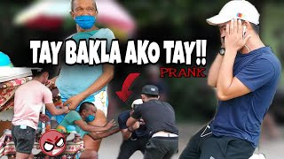 LIGHTS, CAMERA, ACTION!! | Tay, may aaminin ako sayo tay, Bakla ako tay.! | PUBLIC (PRANK)