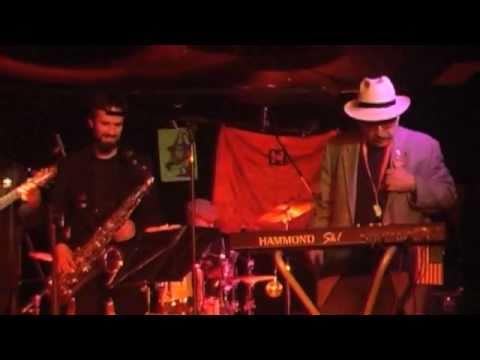 Sk1 James and Wes Blues Jon Hammond Band