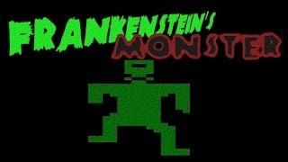 Frankenstein's Monster on Atari 2600 - Horror Retrogaming - Atari 2600 Gameplay and Commentary