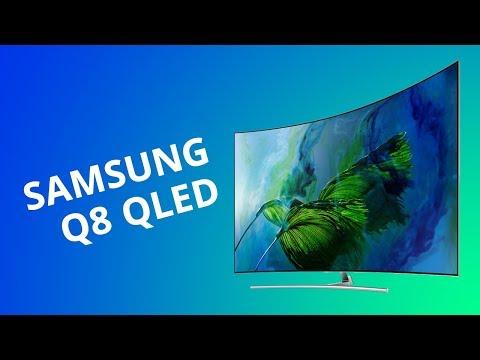 TV Samsung Q8 QLED [Análise / Review]