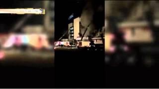 В Екатеринбурге горит торговый центр(, 2015-12-13T06:06:18.000Z)