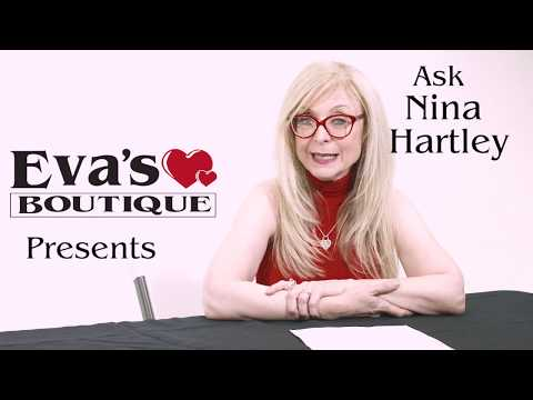 Eva's Boutique brings you Ask Nina! Can you Orgasm from Anal Sex?