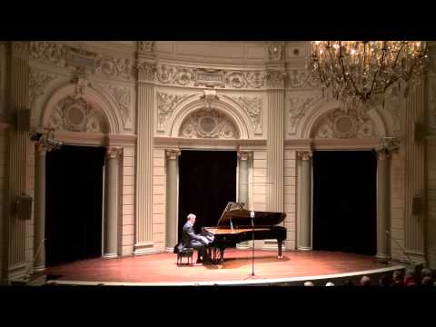 Mozart - Sonata in D major KV 576, Movement 2 ''Adagio'' Misha Fomin