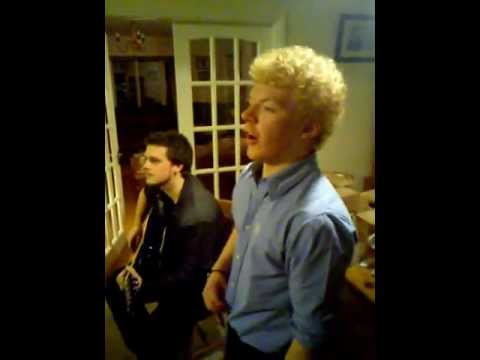 World Famous Tenor Gugliema O'Reilly covers whiskey in the jar