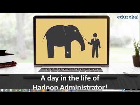 A day in the life of a Hadoop Administrator | Hadoop Admin Career | Hadoop Admin Tutorial | Edureka