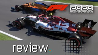 F1 2020 Review - Noisy Pixel