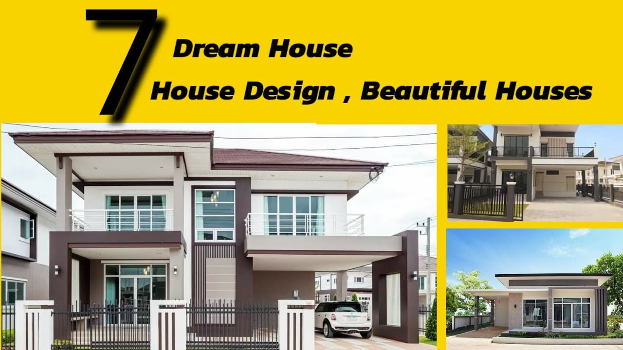 7 Dream House House Design Beautiful Houses Beautiful