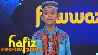 Fawwaz Nyanyi 'Indonesia Pusaka' Versi Bahasa Arab [Hafiz] [21 Jun 2016]