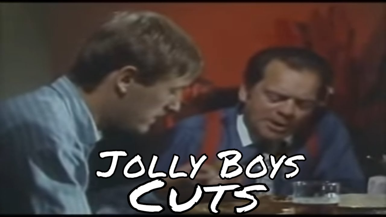Only Fools And Horses – S06 – Ep07- The Jolly Boys' Outing