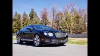 Bentley Continental GT W12 Le Mans Edition 2014 Videos