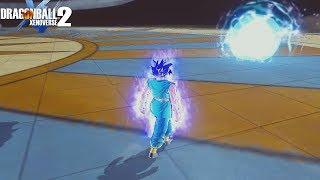 Can Ultra Instinct Goku Walk Through All Attacks (Super And Ultimate)? Dragon Ball Xenoverse 2
