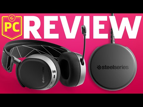 The Best Wireless Gaming Headset Of 2020? - SteelSeries Arctis 9 Review