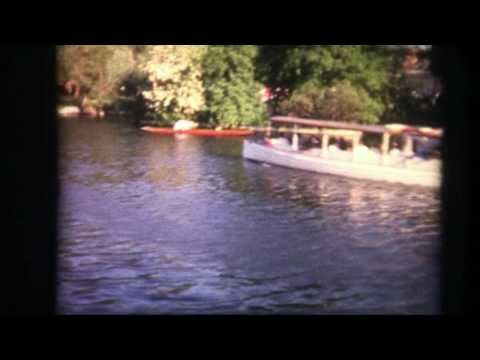 BEDFORD RIVER 1960s THE OLD PLEASURE BOAT THE GOOD OLD DAYS.