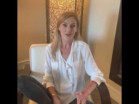 Chantal Andere confirma que tiene Covid-19