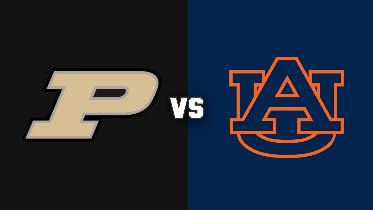 Purdue vs. Auburn | 2018 Music City Bowl Highlights - YouTube