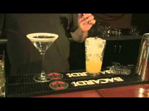 Raspberry Lemon Drop Martini Recipe