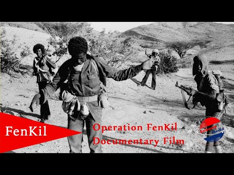 EmbassyMedia presents - 'OPERATION FENKIL' The Herald of Independence. English Film
