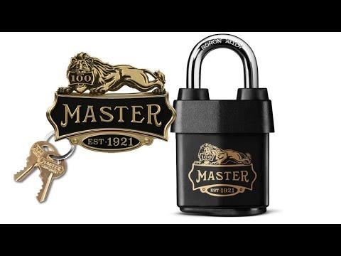 Celebrating 100 Years of Master Lock!