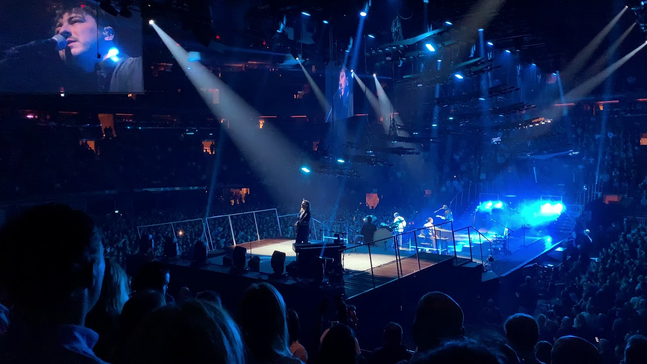 Mumford And Sons - Tompkins Square Park | 12.10.2018 @ Madison Square Garden