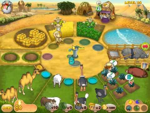 Farm Mania: Hot Vacation - Level 23 ~ 25 (Arcade Mode)  