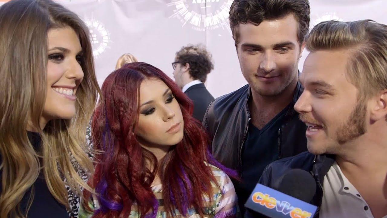 Awkward Cast Talk Season 4 Spoilers at 2014 MTV VMAs ...