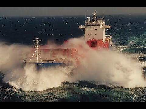 Top 10 Ships in Storm Compilation Part 3 Extreme Huge waves