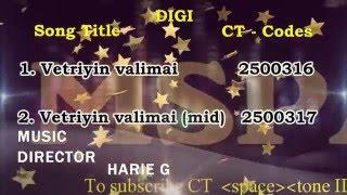 VETRIYIN VALIMAI MUNNETRAM| CALLER RINGTONE PROMO SONG | JAY MALAYSIA