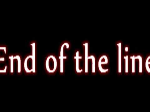 devildriver-end of the line lyrics