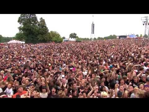 Parkway Drive - Deliver Me [Live] Sonisphere 2011