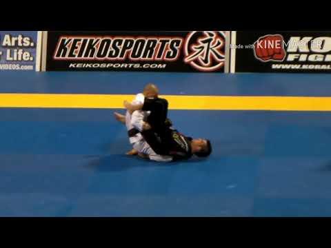 Michael Langhi spider guard bjj Highlight