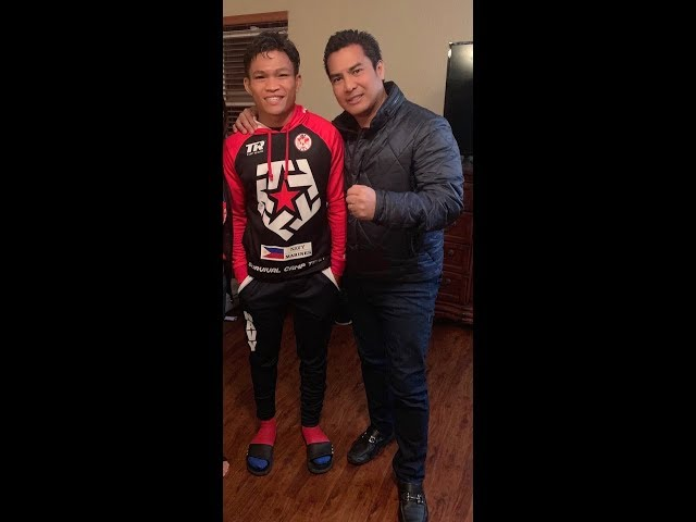 Jerwin Ancajas IBF Super Flyweight Champ (5-3-2019)