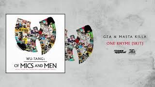 GZA & Masta Killa - One Rhyme (Skit) [HQ Audio]