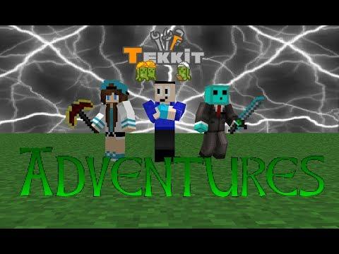 Tekkit Classic Adventure ep 1! אני הפרו היחיד