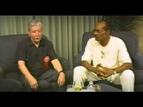 Bill Berry & Buster Cooper Interview by Dr. Michael Woods - 9/3/1995 - Los Angeles, CA