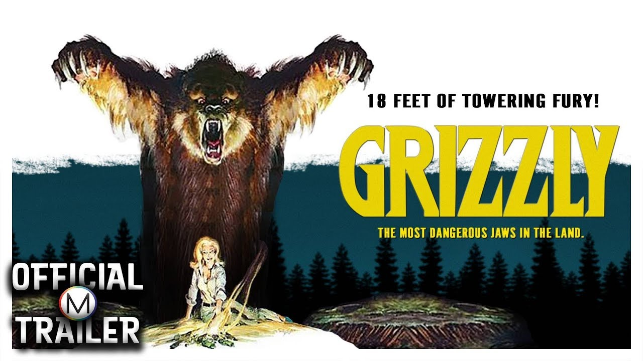 Download GRIZZLY (1976) | Official Trailer | HD